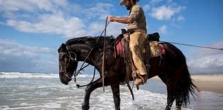 Cowboy mit Cheps